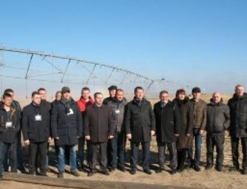 """Fregat"" irrigation machines for farmers of Kherson region!"